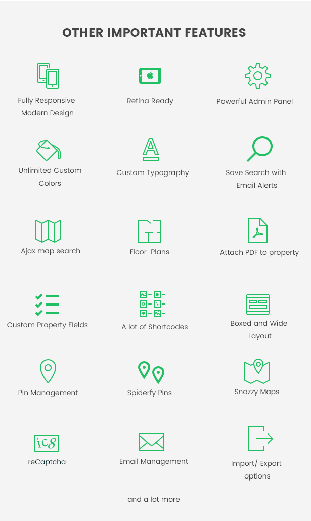Real Estate - WP Estate Theme by annapx | ThemeForest