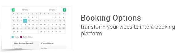 booking module