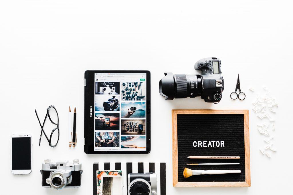 WordPress image gallery