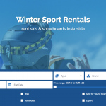 WP Rentals WordPress theme with Hour Rentals option now available