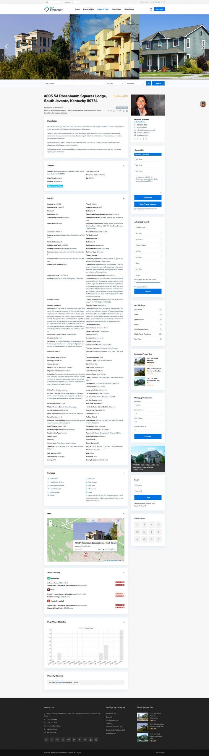 Ex of Organic Reso API Listing
